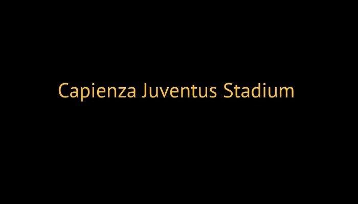 capienza juventus stadium