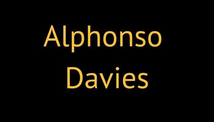 alphonso davies