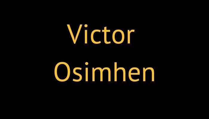 victor osimhen