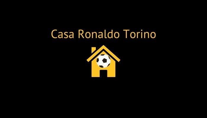 casa ronaldo torino