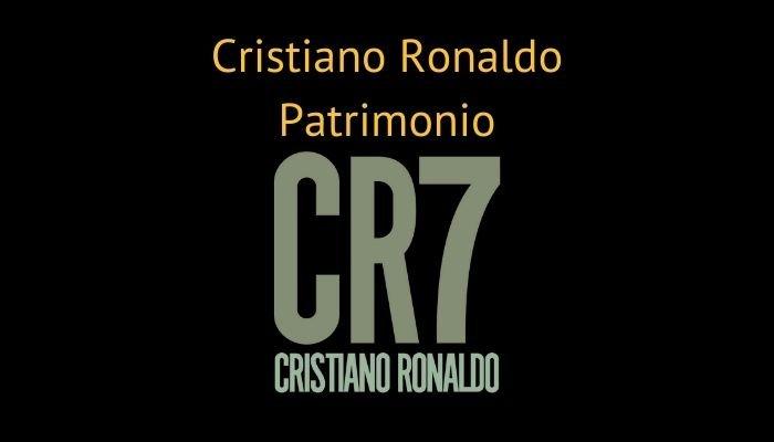 cristiano ronaldo patrimonio