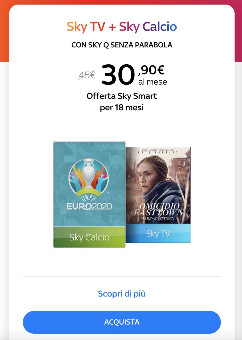 Offerta Sky Smart