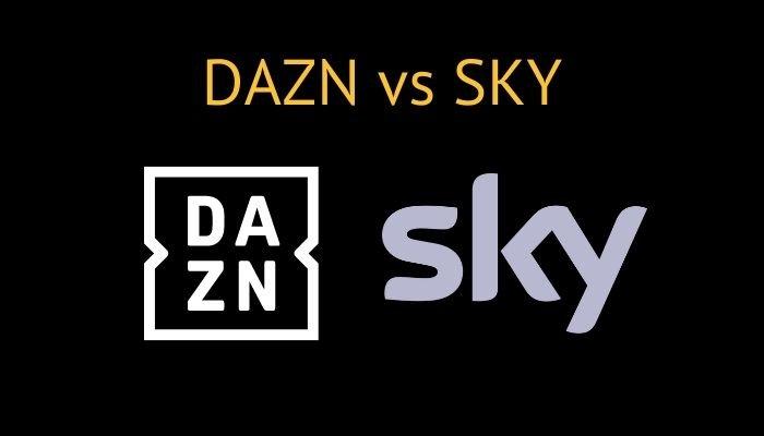 dazn vs sky