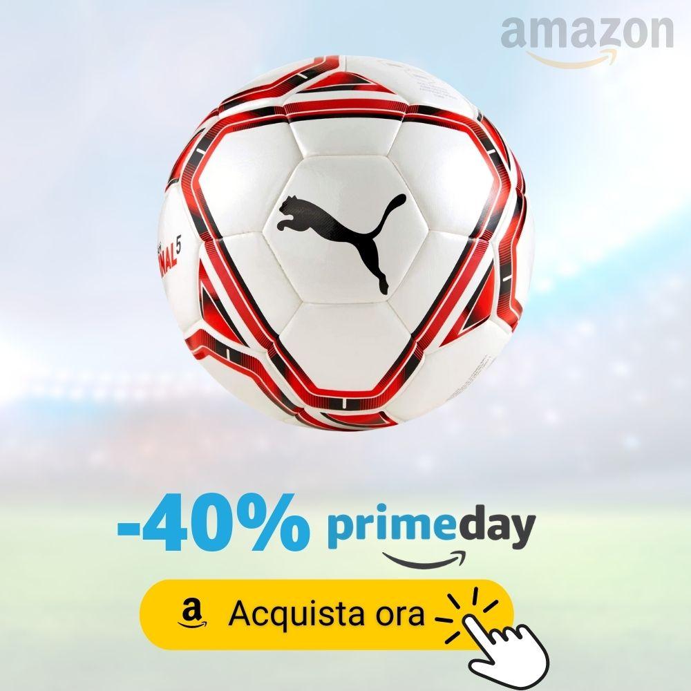 pallone puma prime day 2021 prodotti sportivi
