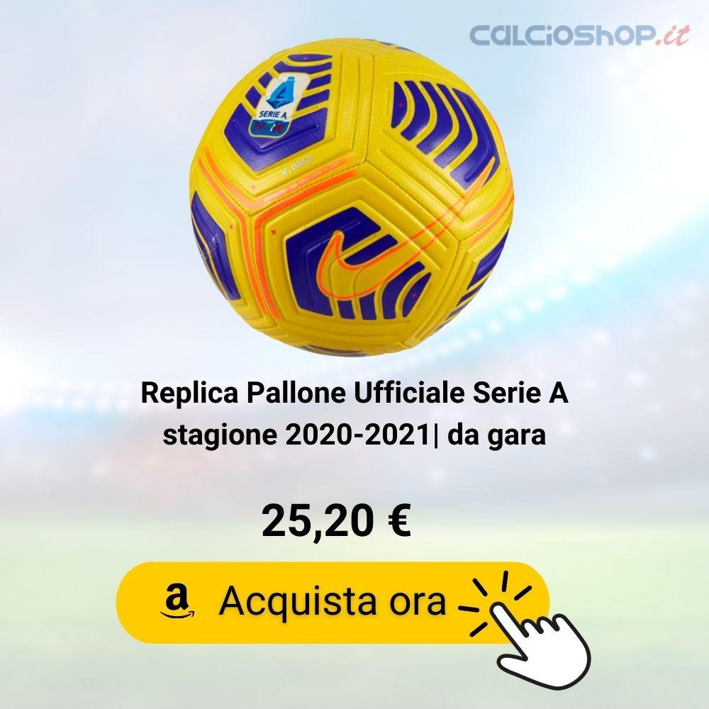 pallone serie a 2020 2021 2022