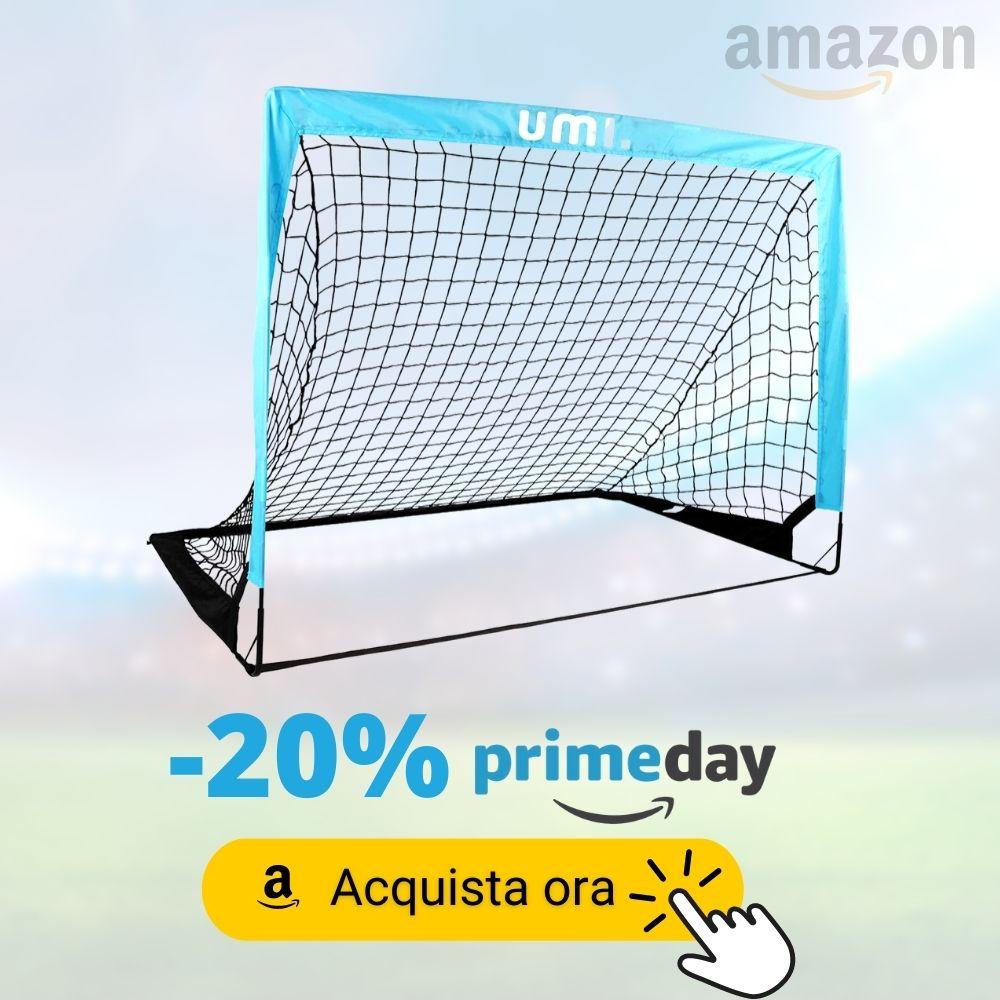 porta calcio prime day 2021 prodotti sportivi